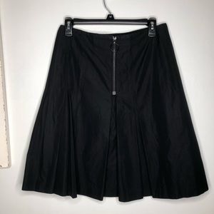 Akris Punto Saks Fifth Ave Exclusive Pleated skirt